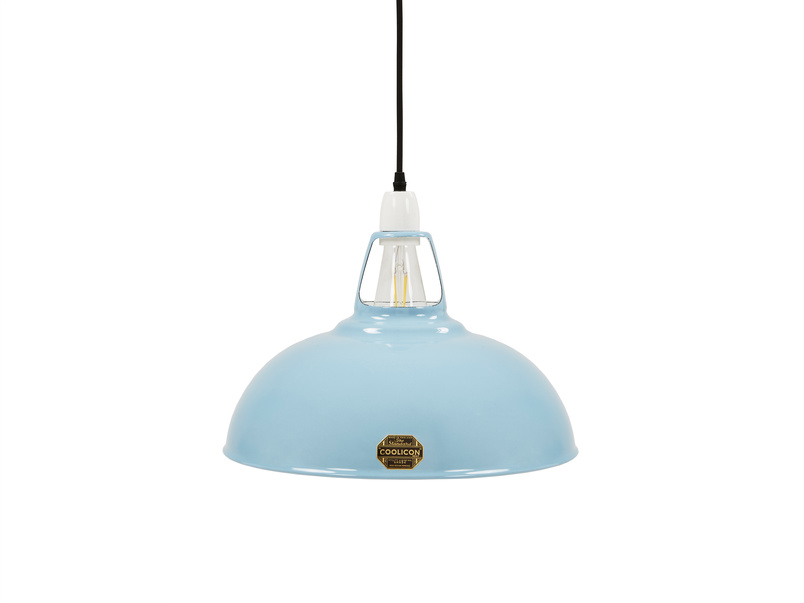 Coolicon® The Original 1933 pendant light shade in Sky Blue