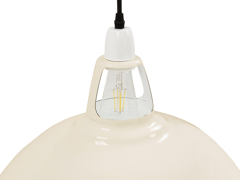 Coolicon® The Original 1933 pendant light shade in Classic Cream