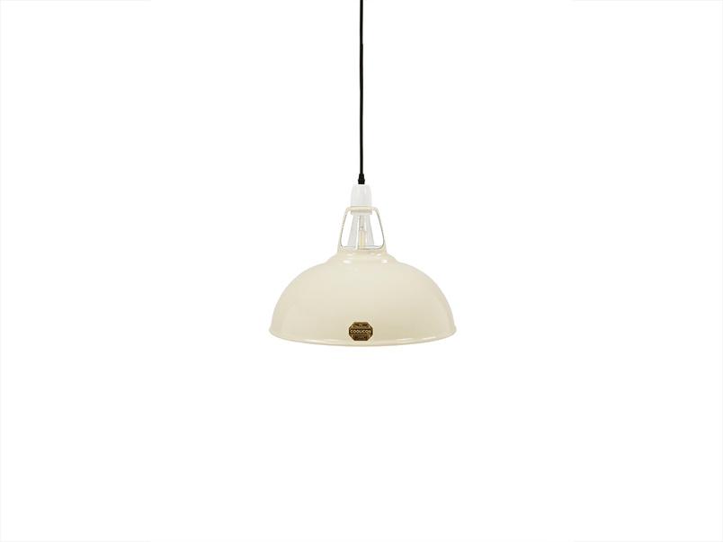 Coolicon® The Original 1933 pendant light shade in Classic Cream