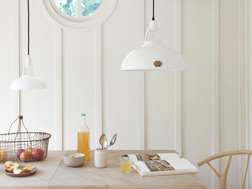 Coolicon® The Original 1933 light shade in White