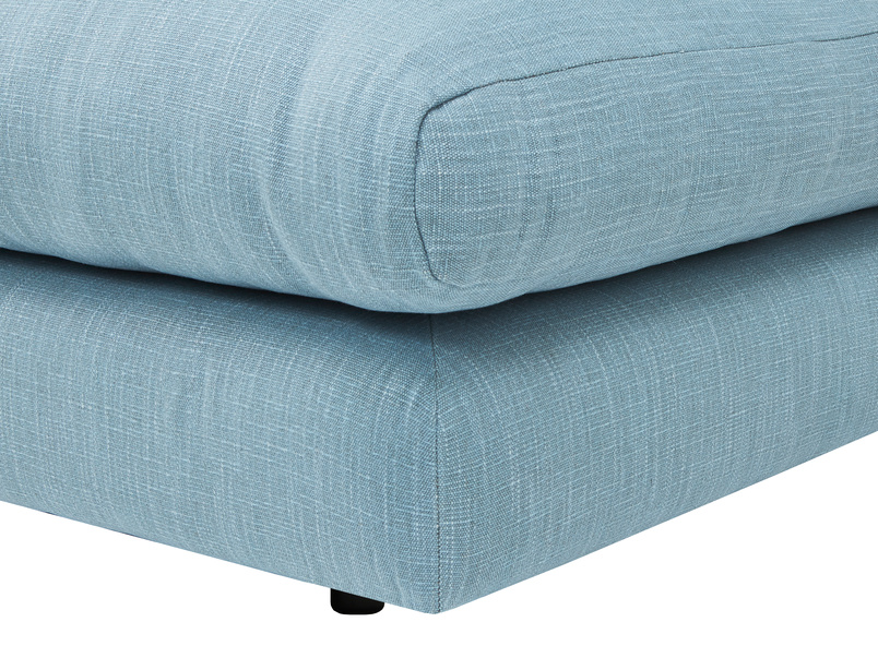 Wodge upholstered Footstool