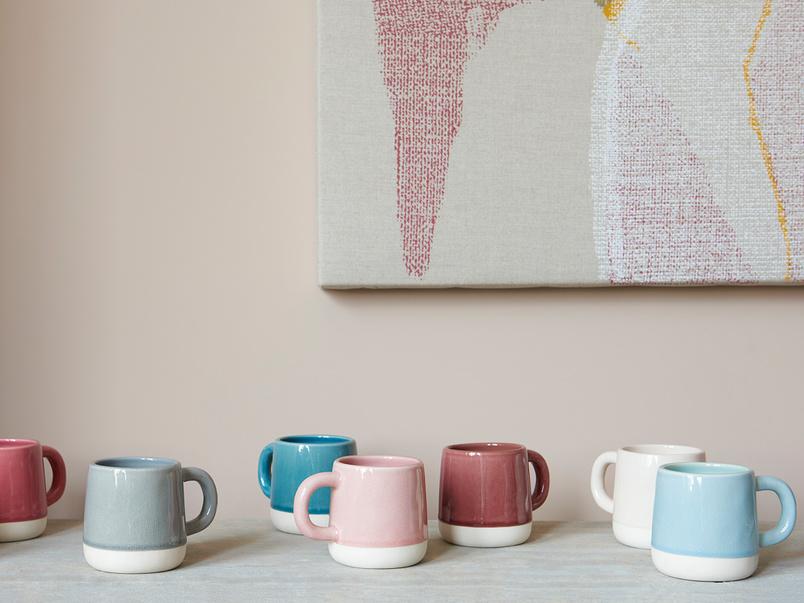 Muggins cofee mugs - range collection