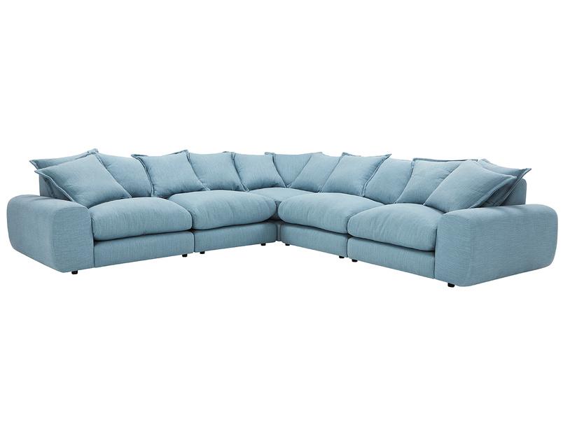 Wodge modular corner sofa