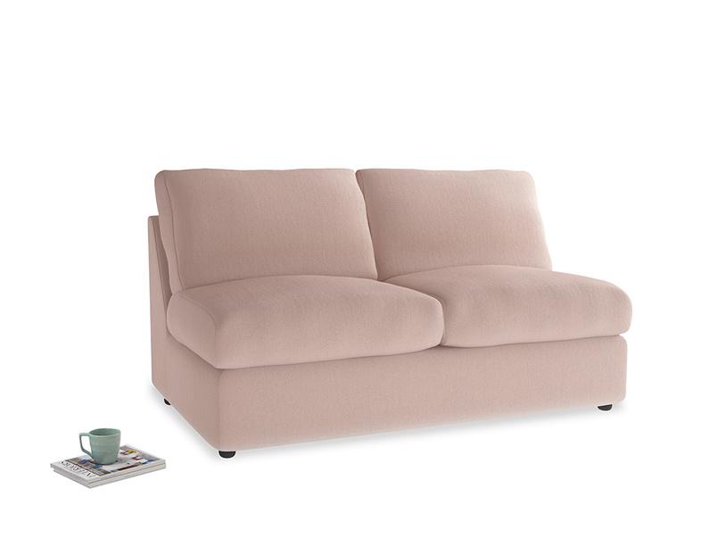 Chatnap Storage Sofa in Dried Plaster Clever Velvet