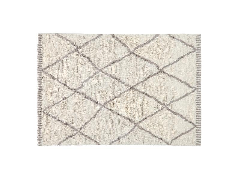 Berber hand woven rug