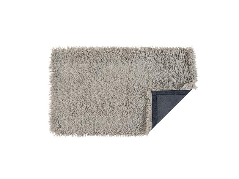 Wilder comfy bedside rug in Grey