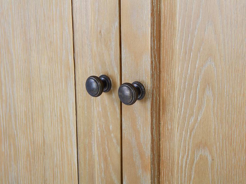 Pascaline armoire wardrobe door detail