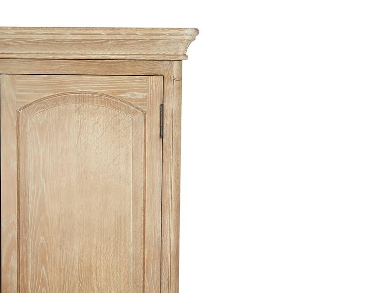 Pascaline bedroom wardrobe door detail