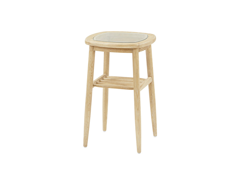 Little Wood Turner Side Table