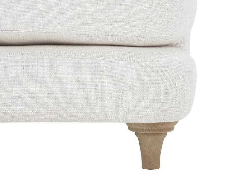 Smithy high arm sofa
