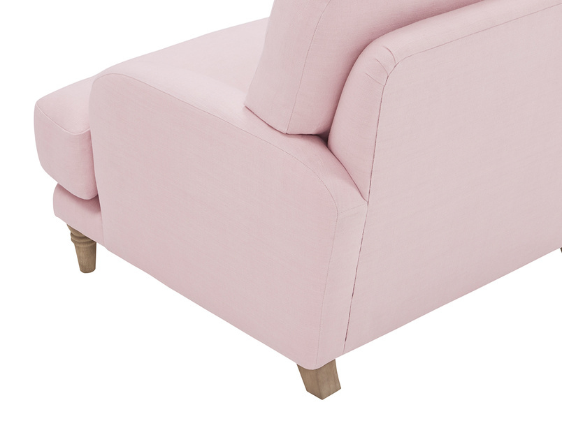 Sugarbum armchair side detail