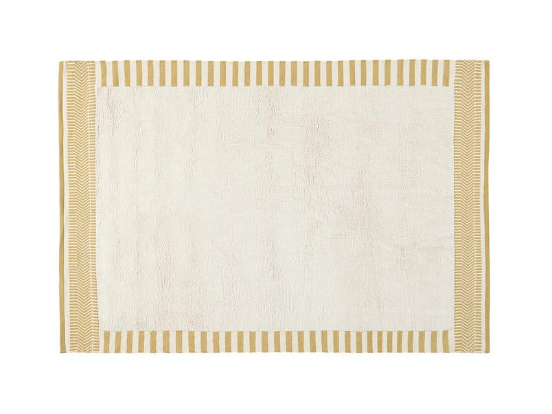 Medium Loom in Burnt Yellow