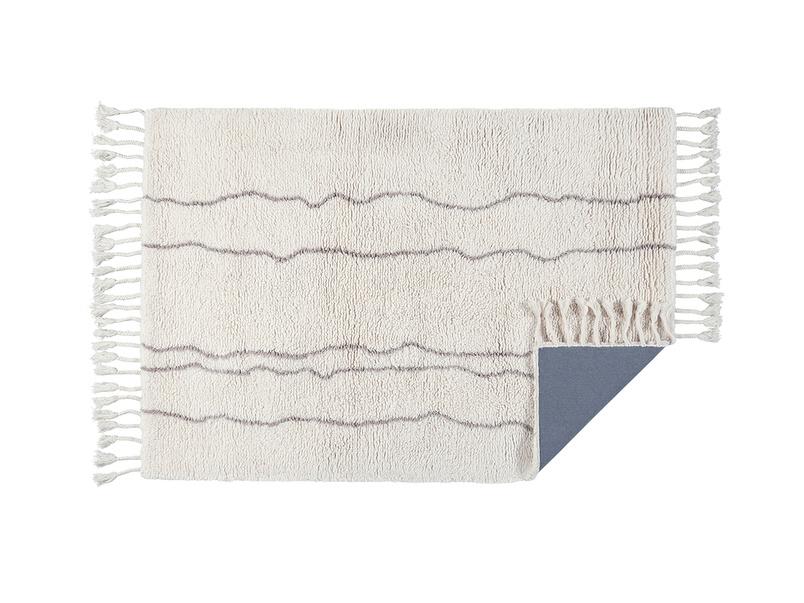 Riad hand woven modern rug
