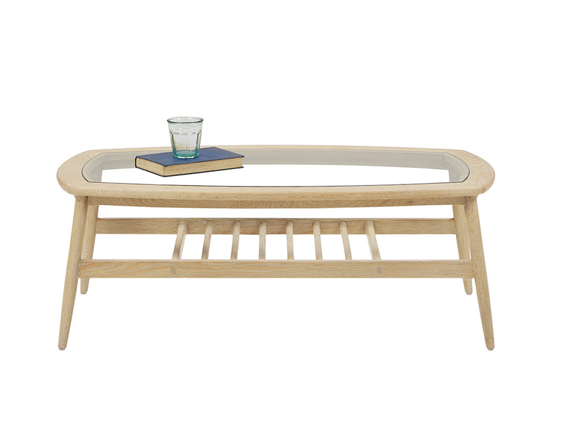 Wood Turner modern coffee table
