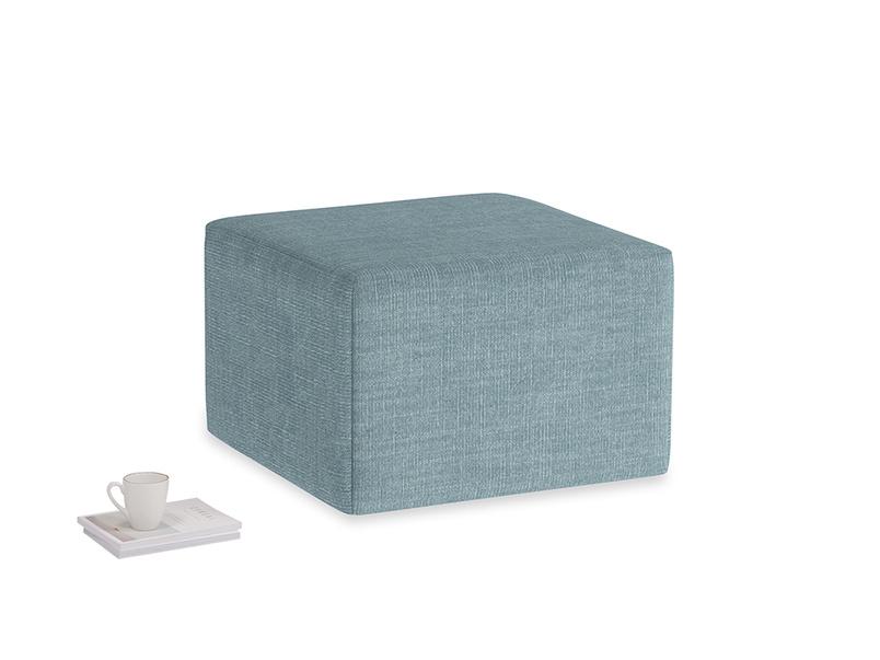 Flip-Flop in Soft Blue Clever Laundered Linen