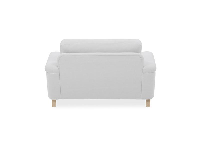 392963 cinema upholstered love seat back