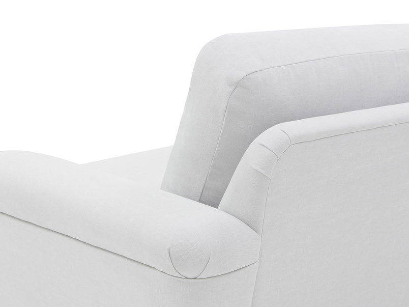 Cinema armchair arm detail