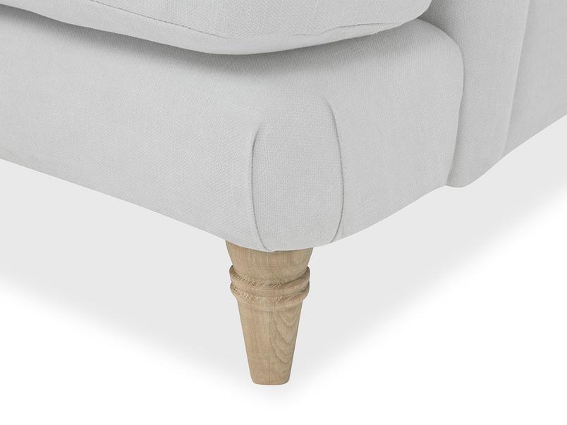 Cinema armchair leg detail