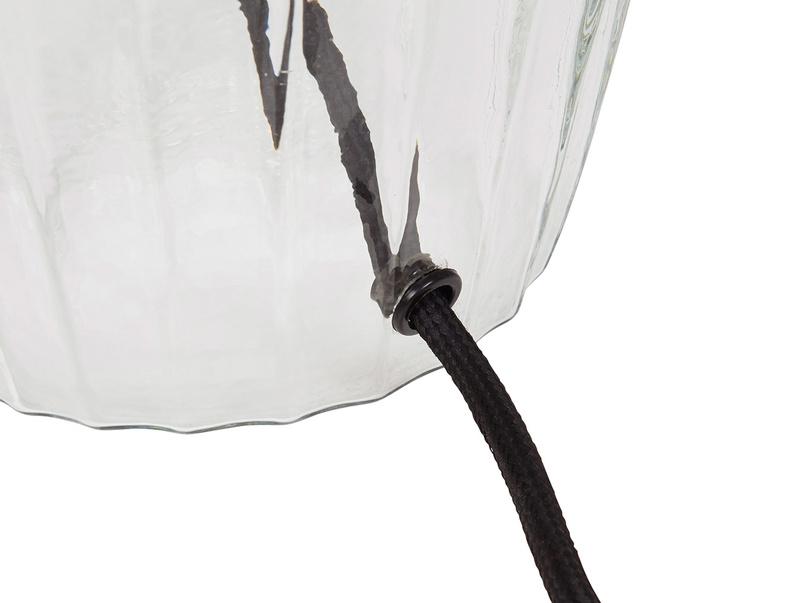Mini Flute table lamp - lamp detail