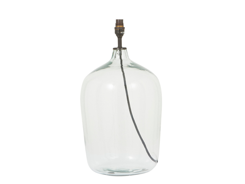 Large Flagon Table Lamp