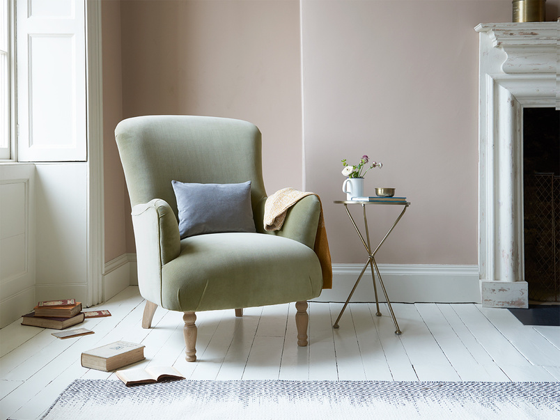 Wingback Gramps armchair