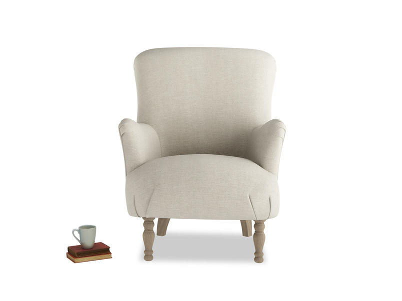 Traditional deep Gramps armchair