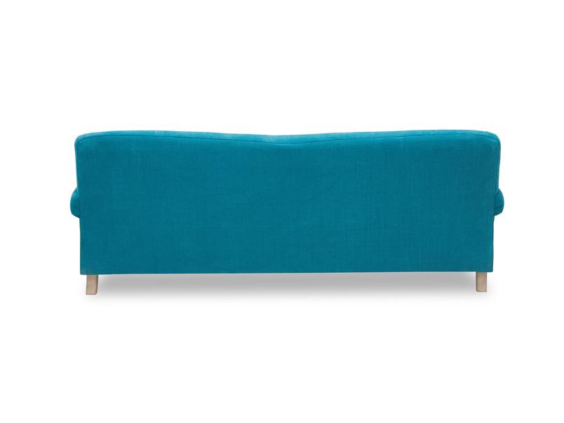 Crumpet sofa - back detail
