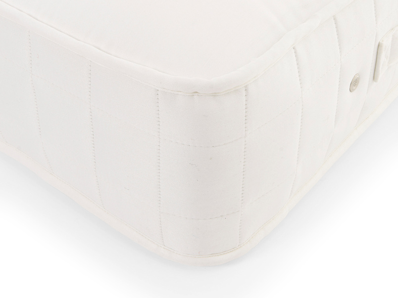 Pocket Our Perfect Sprung mattress is natural and comfortable