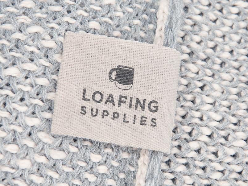 Floppy Knit blanket