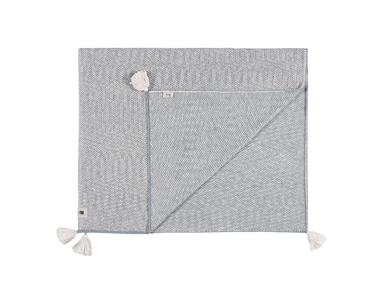 Floppy Knit in Grey
