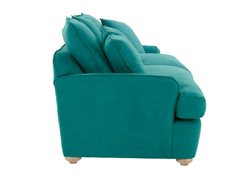Smooch sofa bed side detail