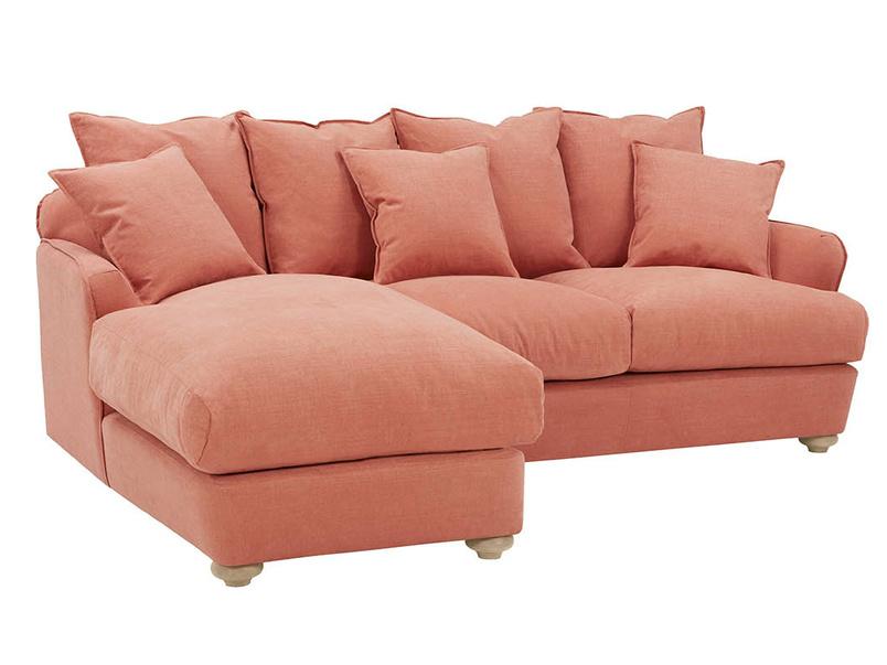 Smooch L shaped sofa