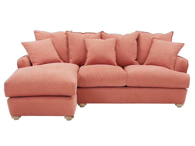 Smooch comfy chaise sofa