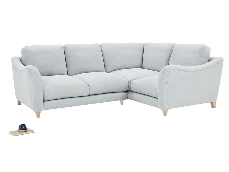 Bumpster Deep LA Corner L Shaped Sofa angled prop