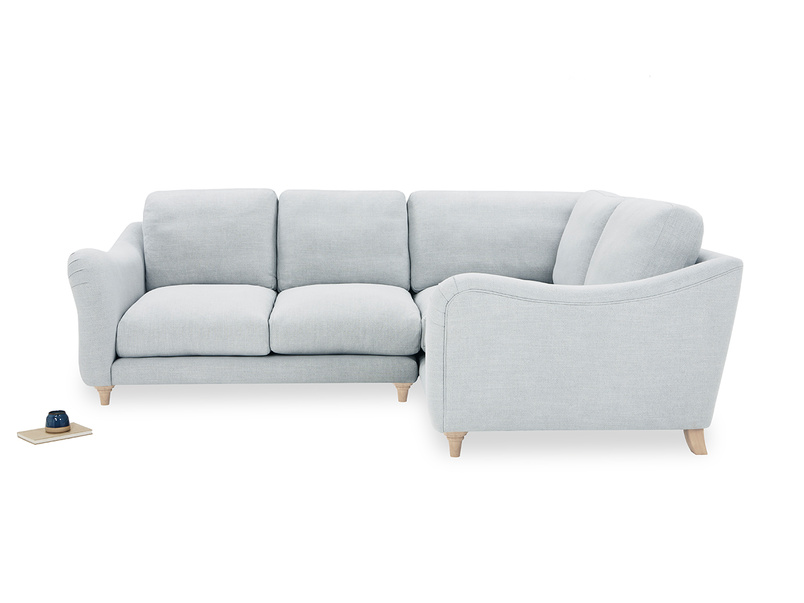 Bumpster Deep LA Corner L Shaped Sofa prop