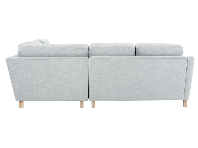 Bumpster Deep LA Corner L Shaped Sofa back
