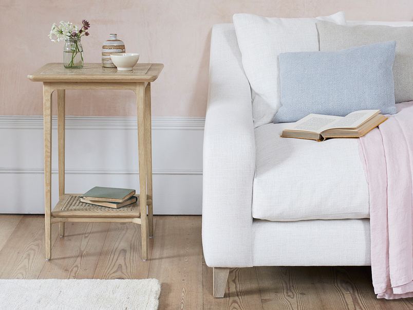 Blaise wooden side table