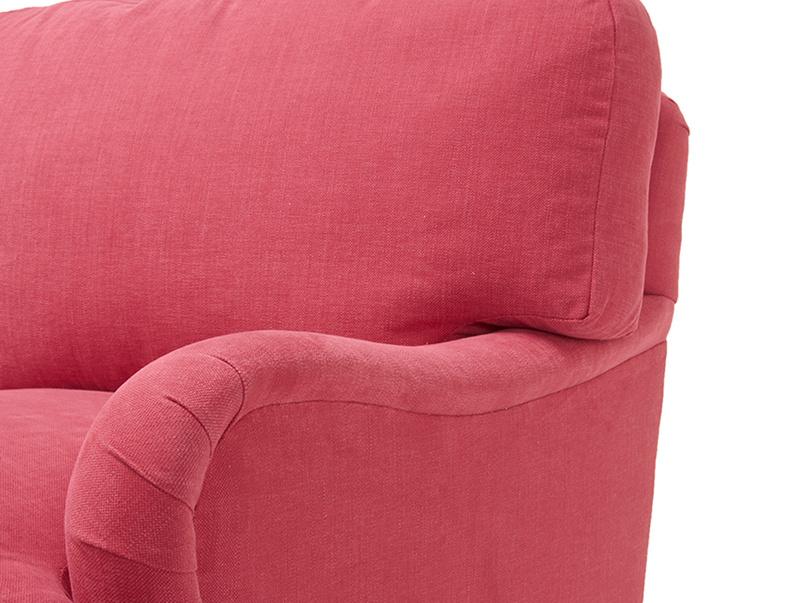 Handmade gorgeous Jonesy snuggler and love seat