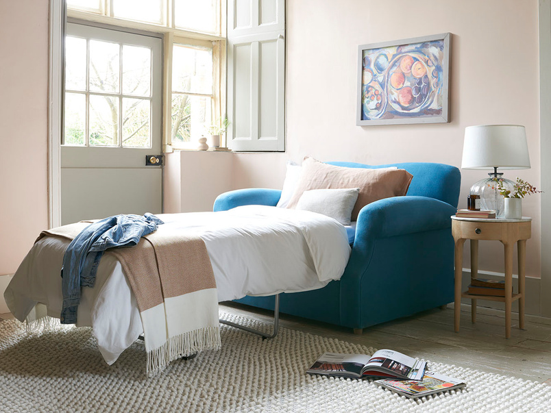 Crumpet Comfy Love Seat Sofa Bed
