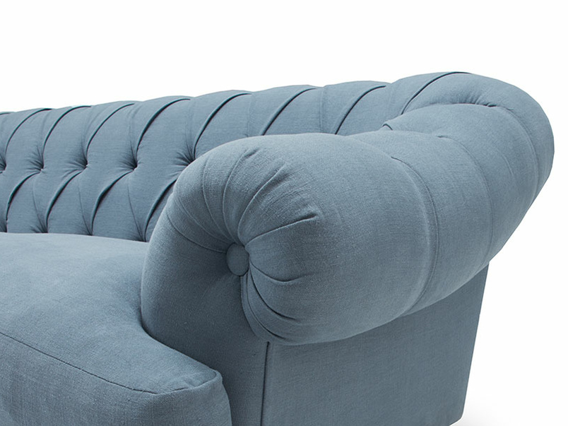 Bagsie button back chesterfield sofa