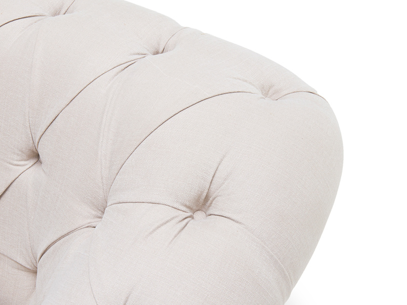 Chesterfield Bagsie soft very comfy love seat and snugler