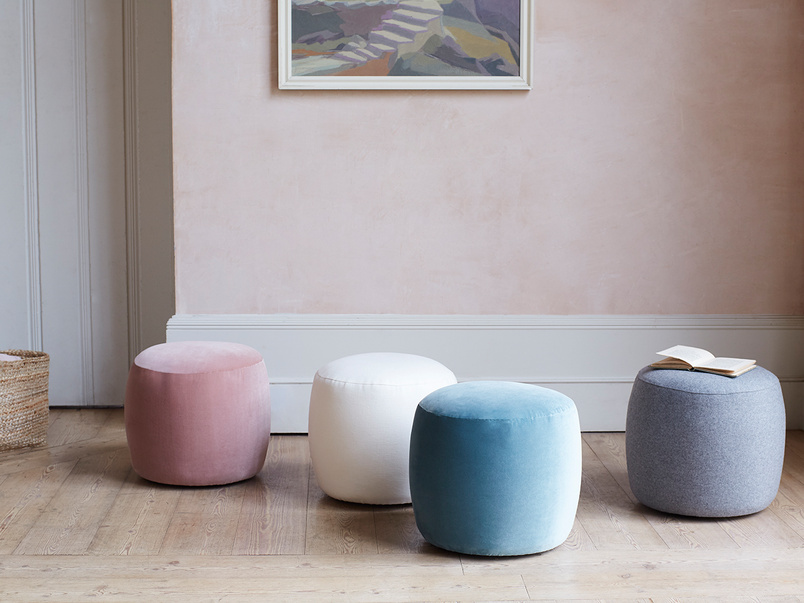 Little Cheese Footstool Variations