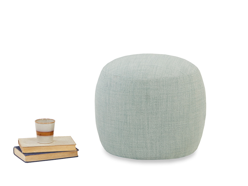 Little Cheese small round footstool