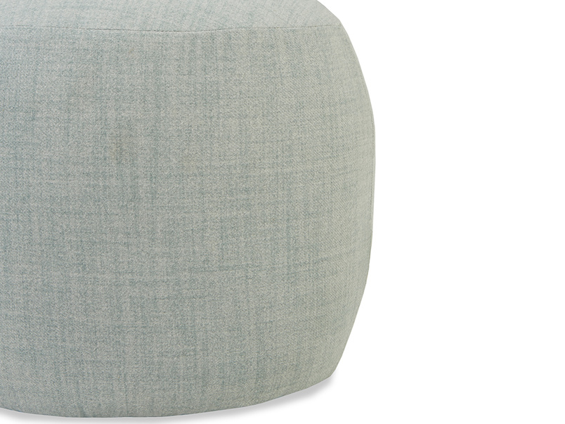 Little Cheese round small footstool