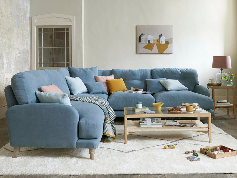Sugar Bum corner sofa
