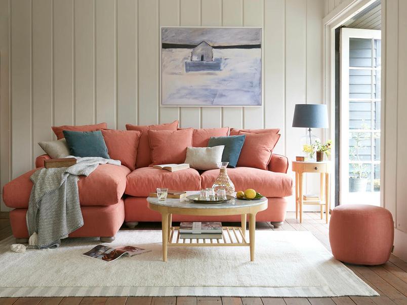 Smooch chaise sofa