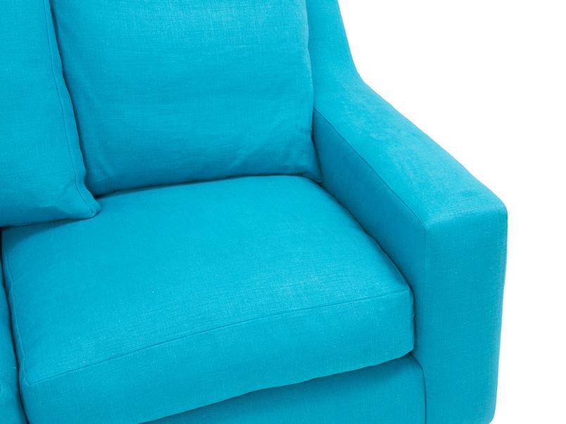 Deep and extra thick modern contemporary Cloud corner sofa