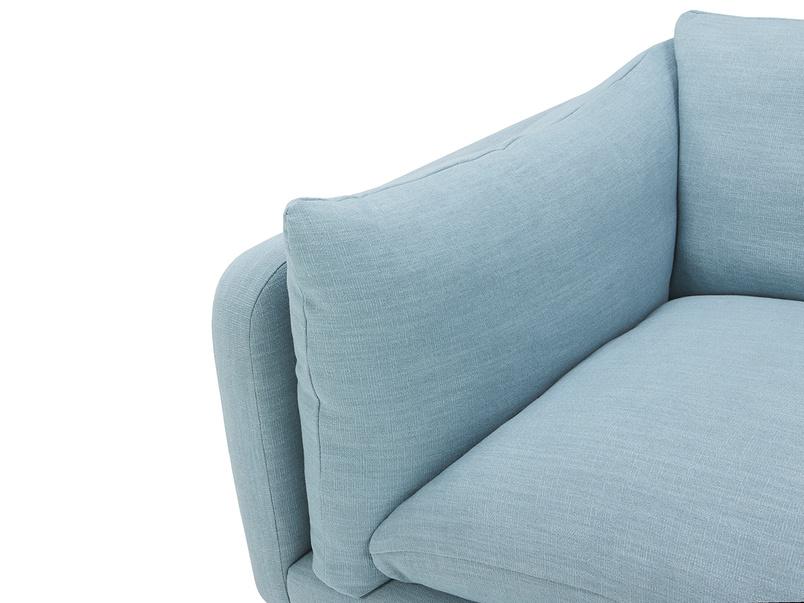 Slo mo sofa arm detail