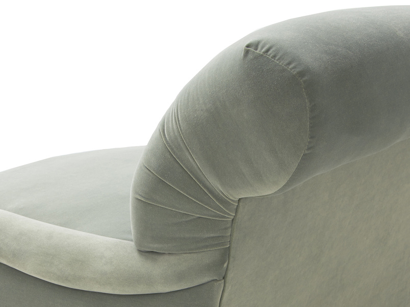 Pudding modern sofa back detail