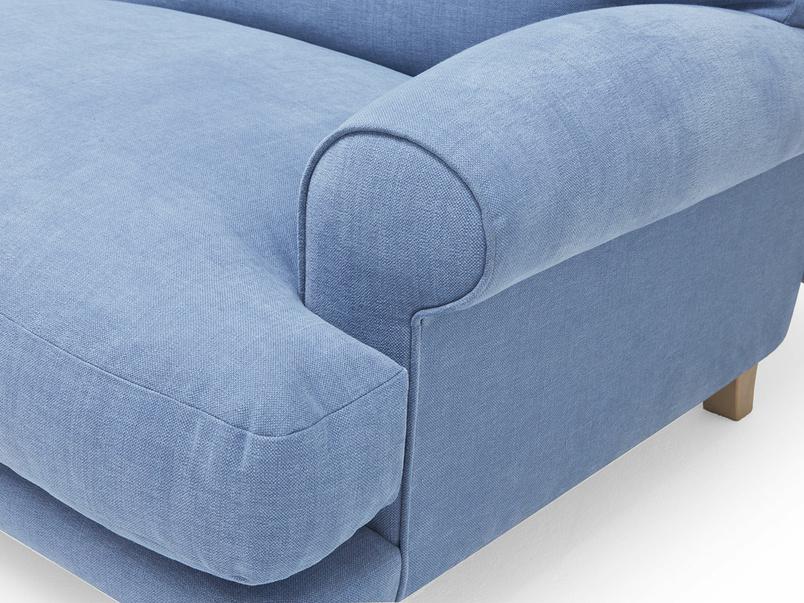Slowcoach thin base sofa